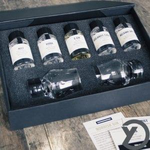 Konnessøren Nordisk Gin 2 Glas fra Y-design
