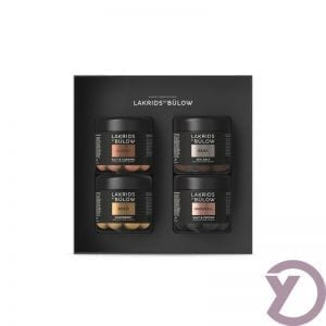 Lakridsbybulow Giftbox Winter edition fra Y-design