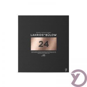 Lakridsbybulow Packshot Julekalender fra Y-design