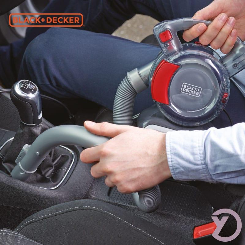 Flexi bilstøvsuger fra Black and Decker
