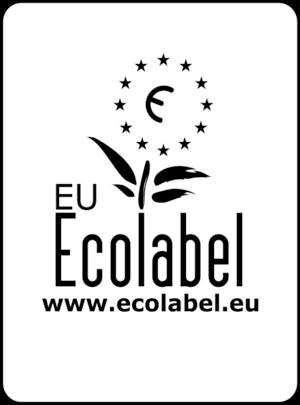 Dette er et billede af certifikatet for Ecolabel