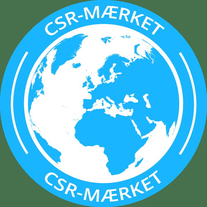 """Certifikatet for """"CSR-Mærket"""""""