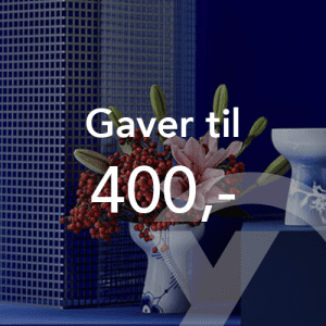 Helårs valggaver - 400 kr.