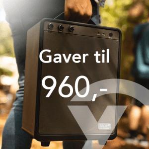 Helårs valggaver - 960 kr.